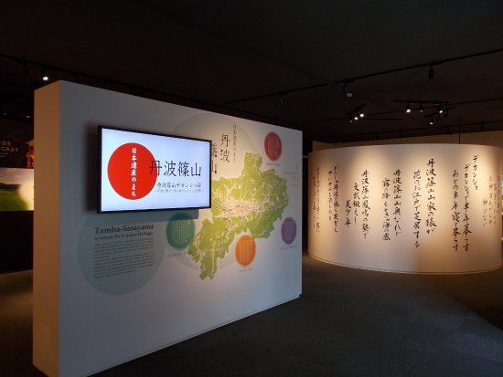 Aoyama Historical Village: 青山歴史村 丹波篠山デカンショ館