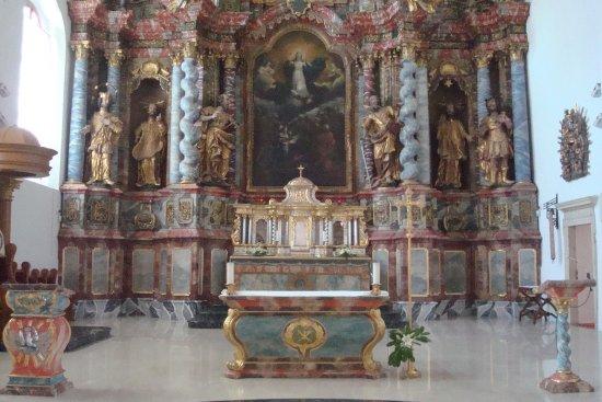 High Altar Picture Of Varazdinska Katedrala Uznesenja Blazene Djevice Marije Na Nebo Varazdin Tripadvisor