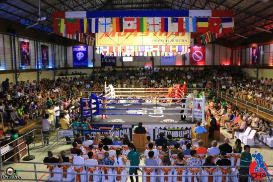 Phetch Bancha Samui Boxing Stadium