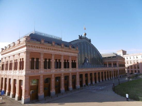 Estacion De Atocha Picture Of Estacion De Atocha Madrid