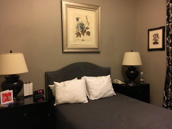 Seton Hotel: Double-bed
