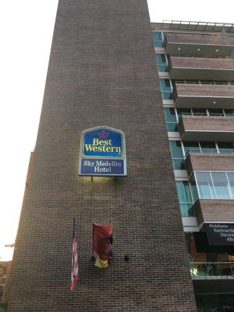 Hotel Sky Medellin: photo0.jpg