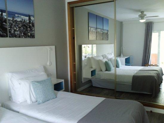 Hotel Coral Compostela Beach Golf: chambre