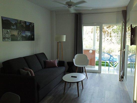 Hotel Coral Compostela Beach Golf: salon