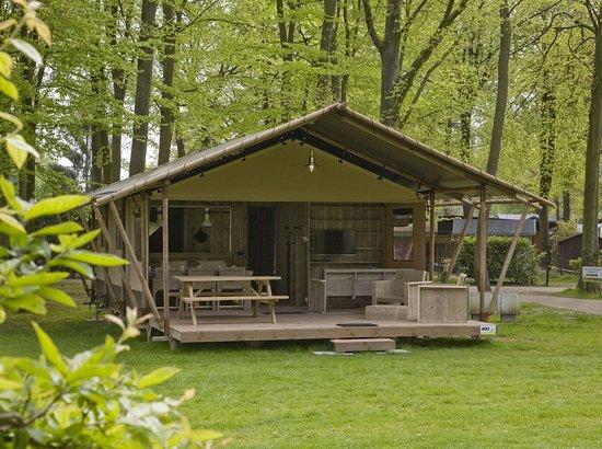 Winterswijk, Pays-Bas : Woodlodge tent