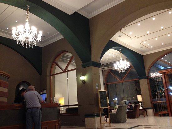 Hotel Torremayor Lyon: Recepção do Hotel