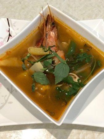 Igny, Frankrijk: Asian Thai
