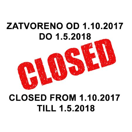 Konoba Micic: closed from 1.10.2017 till 1.5.2018