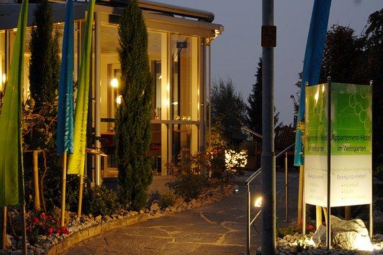 Appartement-Hotel im Weingarten Photo