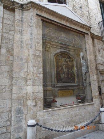 Madonna Del Lume Tabernacolo