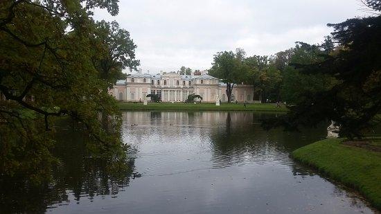 Lomonosov, รัสเซีย: И снова Китайский дворец!