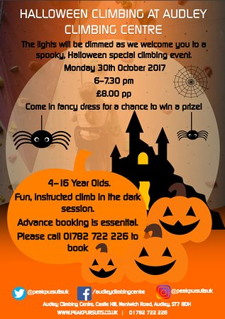 Halloween at Audley
