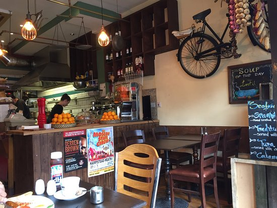 Pasticcio Cafe لوحة