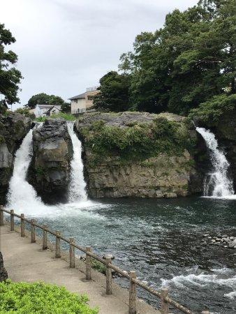 Goryuno Falls