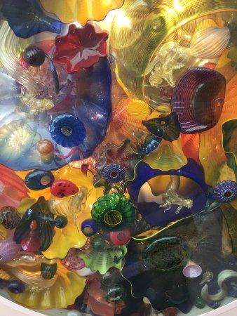 Honolulu Museum of Art: Dale Chihuly, Reef 2001
