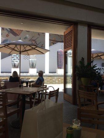 Honolulu Museum of Art: Restaurant