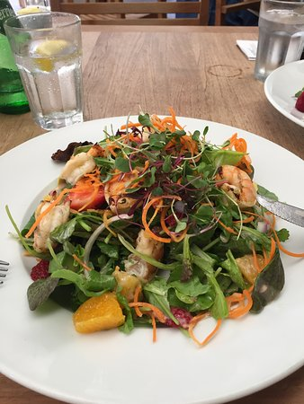 Honolulu Museum of Art: Delicious salad