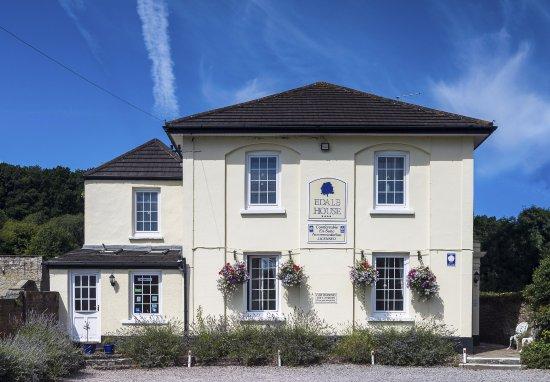 Parkend, UK: Front of Building