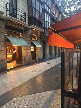 La Calle Ledesma Picture Of Nicolas Bilbao Tripadvisor