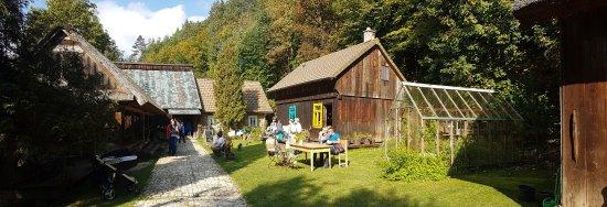 Pieskowa Skala, โปแลนด์: Panorama miejsca