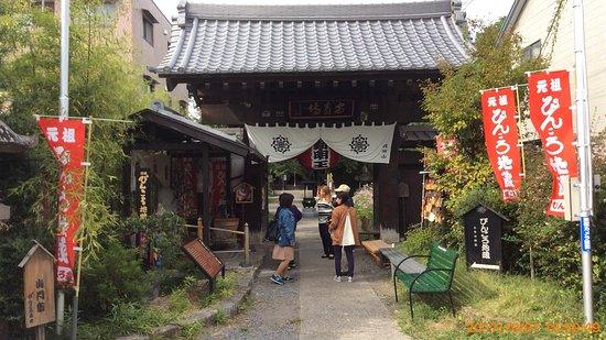Saku City Nozawa Pinkoro Jizo