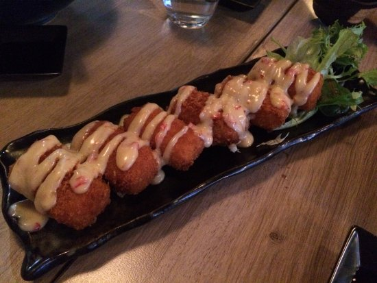 The Modern Eatery House of Aburi Sushi Picture of The Modern