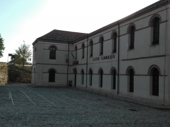San Demetrio Corone, Италия: Liceo Ginnasio