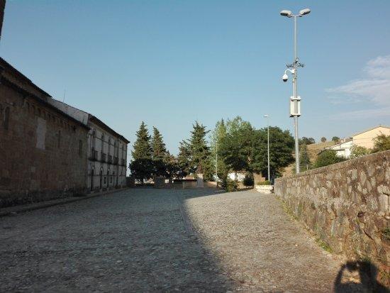 San Demetrio Corone, Италия: La piazzetta