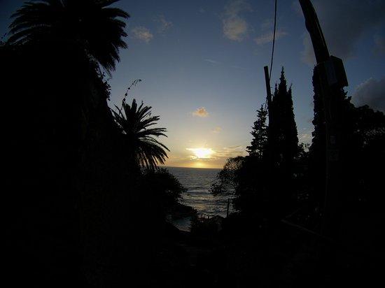 Sunset of Levanto1