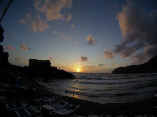 Sunset of Levanto2