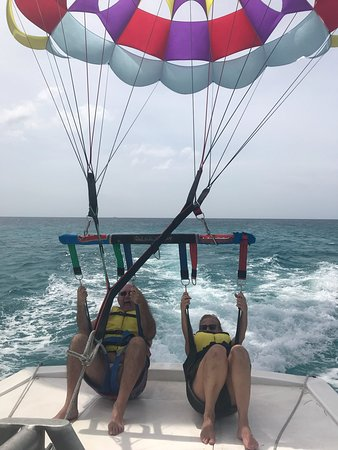 Paragliding Miami Beach