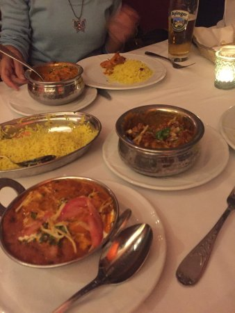 Amber indian restaurant munich restaurant reviews for Amber indian cuisine