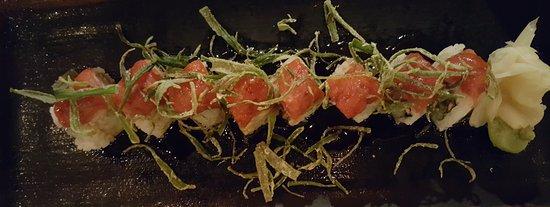 "Nikai Sushi: Sushi with celiac-friendly, gluten-free vinegar, ""bamboo"" rice"