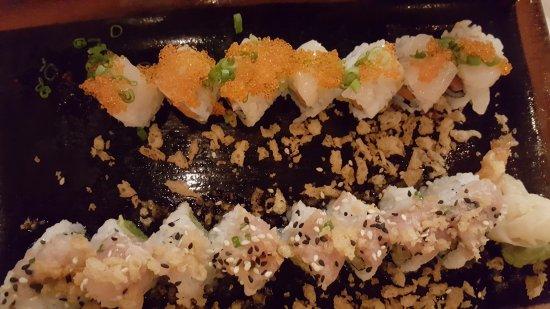 Nikai Sushi: Sushi from Nikai's omakase set