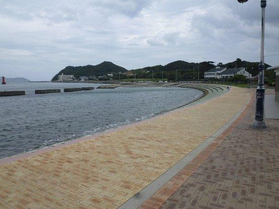 Okazaki Beach