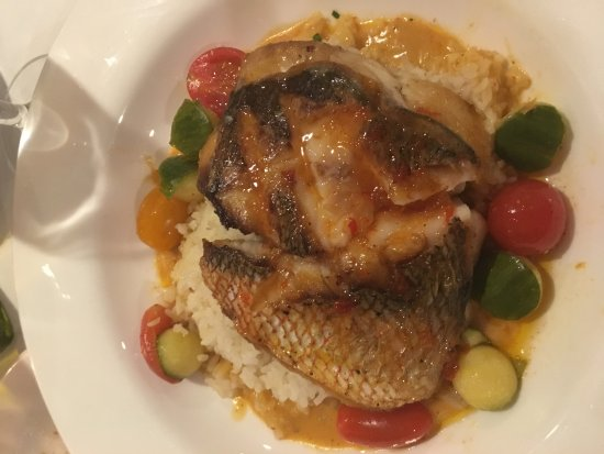 Captiva House: Chilean sea bass