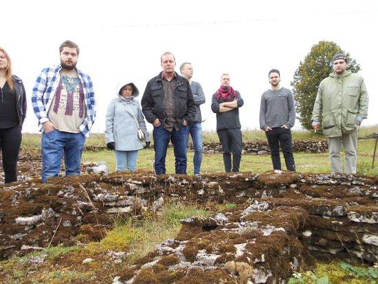Harju County, Estonia: Vid Rebala bronsåldersgravfält - okt. 2027