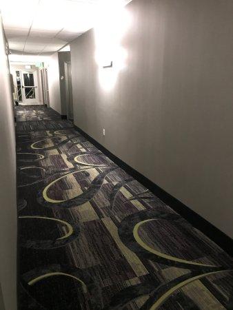 La Quinta Inn & Suites Grand Junction: Back door entrance