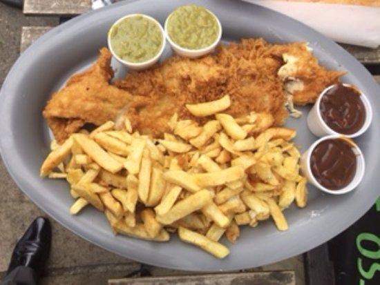 Fish And Chips Restaurant Ossett