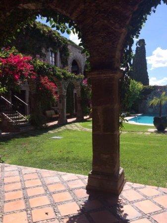 Belmond Casa de Sierra Nevada: Great services