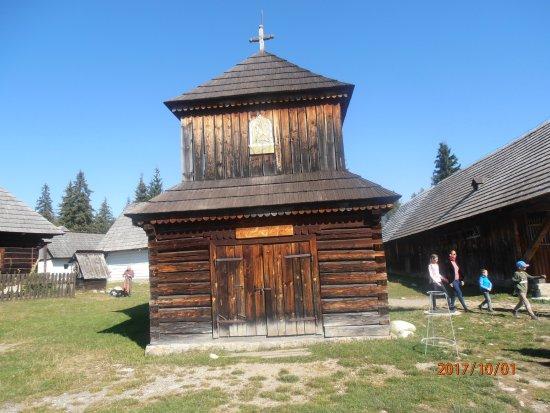 Pribylina, Slovensko: Exponát zvonice