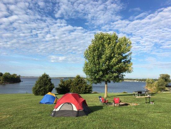 สมิทวิลล์, มิสซูรี่: Smithville Lake