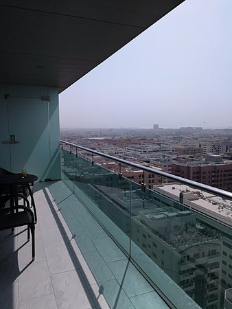 BurJuman Arjaan by Rotana - Dubai: view from balcony