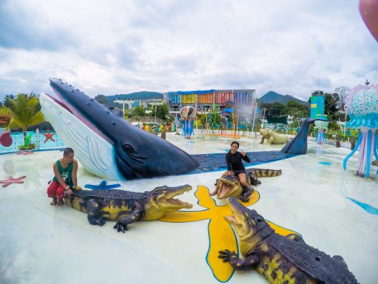 Astoria Palawan: Waterpark