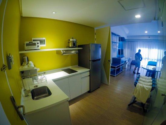 Astoria Palawan: Two bedroom suite