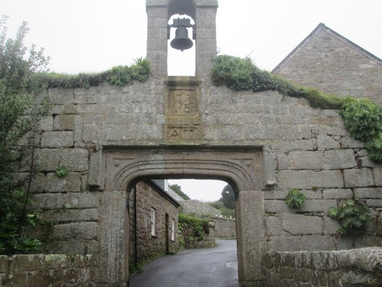 St Mary's, UK: Garrison Gate