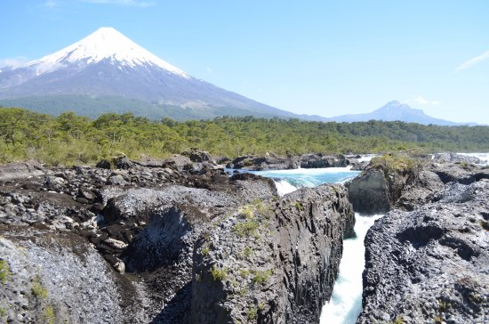 Los Lagos Region, Chile: Vulcão Osorno