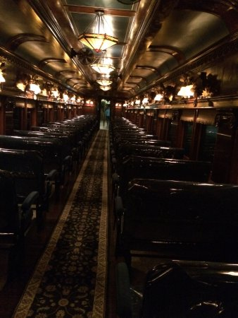 Boyertown, PA: The restored coach car