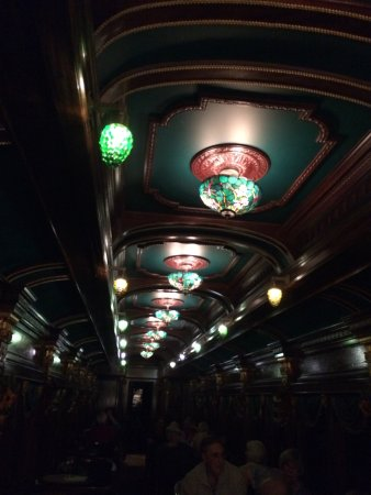 Boyertown, PA: The first class parlor car