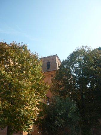 Badia di Santa Maria in Strada: il campanile